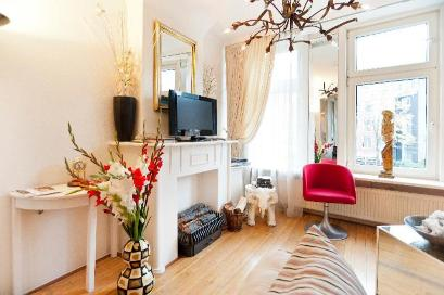 Amsterdam Apartment La Vie En Rose I
